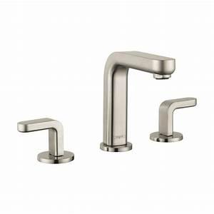 Hans Grohe Metris : hansgrohe 31067001 metris s widespread faucet with lever handles ~ Orissabook.com Haus und Dekorationen