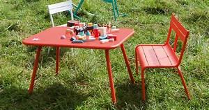 Table De Jardin Enfant : table luxembourg kid table de jardin pour enfant ~ Teatrodelosmanantiales.com Idées de Décoration