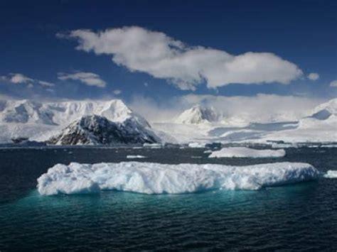 warum ist es  nord und suedpol  kalt