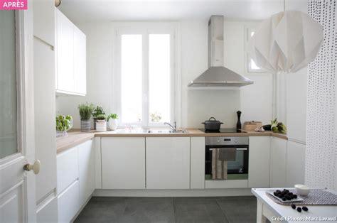 peinture blanche pour cuisine peinture cuisine blanche cuisine blanche et bleu quelle