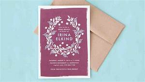 Wedding invitations martha stewart weddings for Wedding invitation kits martha stewart