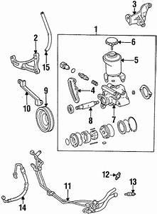Genuine Oem Pump  U0026 Hoses Parts For 1994 Toyota T100 Dx