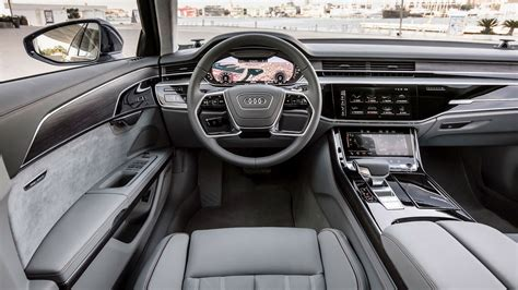 Audi A8 2017 Review By Car Magazine