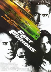 Fast And Furious Affiche : fast and furious ~ Medecine-chirurgie-esthetiques.com Avis de Voitures