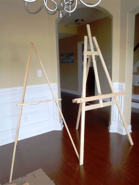 build  easel    easels