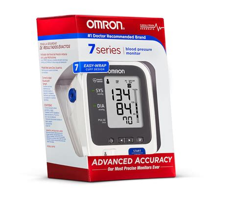 Amazon.com: Omron 7 Series Upper Arm Blood Pressure