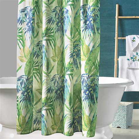Tropical Shower by Tropical Shower Curtain Gump S