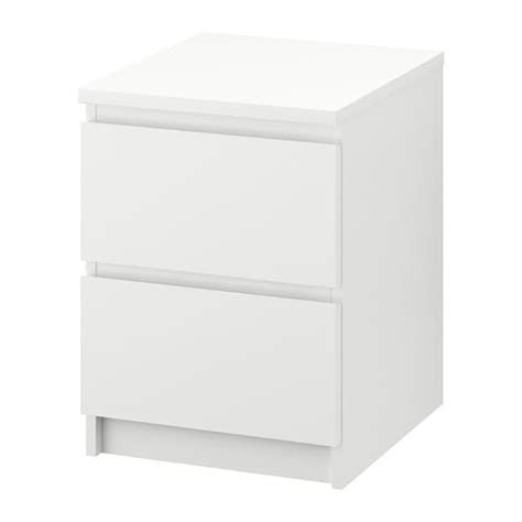 cassettiera malm 4 cassetti malm cassettiera con 2 cassetti bianco ikea