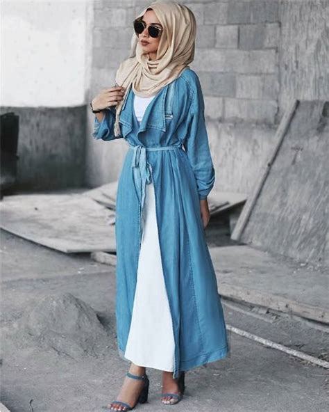 long open cardigans hijab style  trendy girls