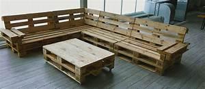 Paletten Möbel Selber Bauen : palettenm bel selber bauen sitzecke mit tisch ~ Orissabook.com Haus und Dekorationen