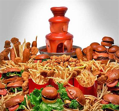 Fountain Chocolate Ketchup Things Nacho Cheese Delicious