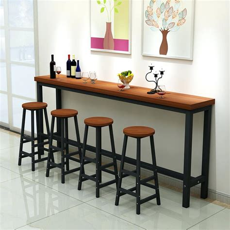 kitchen bar table against wall amazing interior wall bar table with mandrinhomes