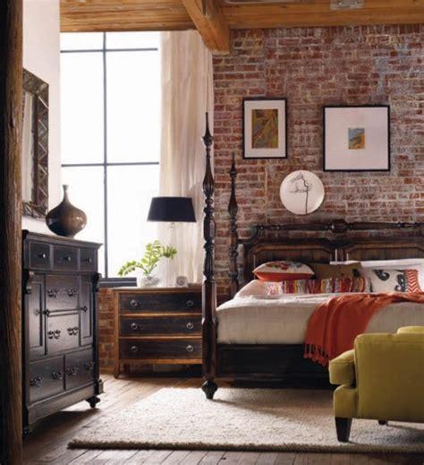 arredare parete da letto da letto con parete in pietra fotogallery donnaclick