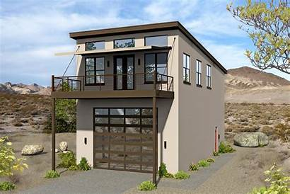 Garage Plans Rv Plan Modern Contemporary Under