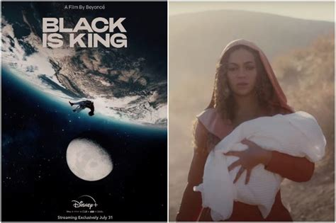 Black is King: il trailer del film di Beyonce contro il ...