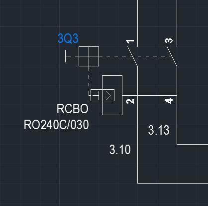 Wiring Diagram Symbols Circuit Breaker