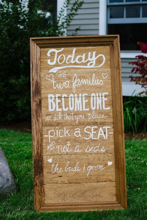 977 Best Rustic Wedding Signs Images On Pinterest Rustic