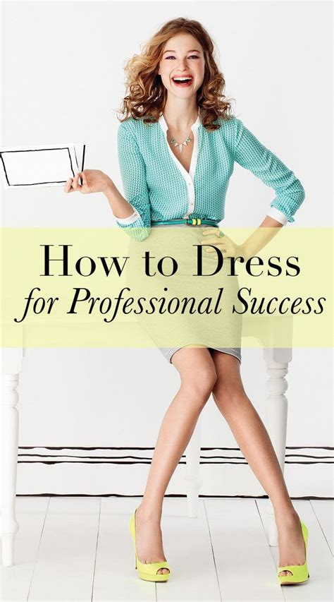 dress  success women images  pinterest