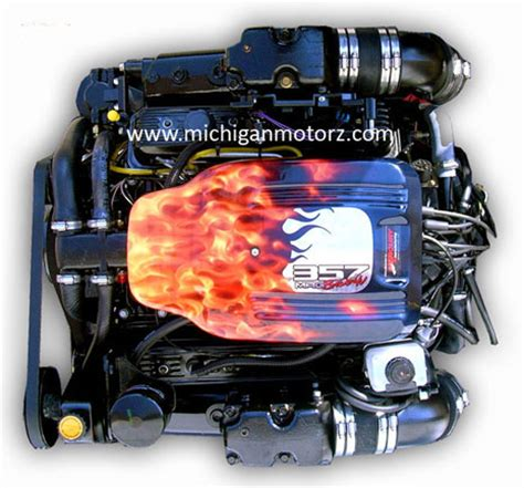 mercruiser   magnum alpha  engine package