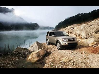 Discovery Land Rover Wallpapers Performance Side Sub