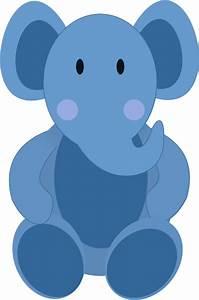 Elephant Clip Art Templates | Clipart Panda - Free Clipart ...