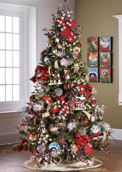 tree decorations ideas 2015 tendencias para decorar tu arbol de navidad 2017 2018