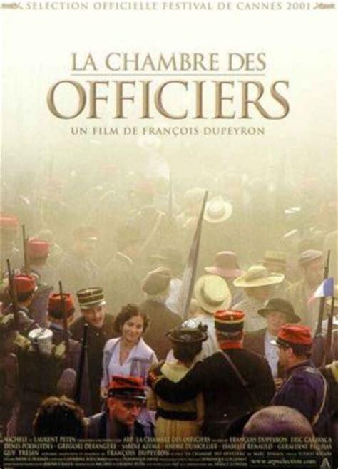 la chambre des officiers resumé du livre la chambre des officiers