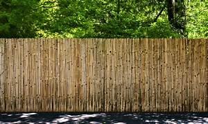 Bambou Brise Vue : brise vue en toile bien choisir le brise vue id ale pour ~ Premium-room.com Idées de Décoration
