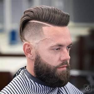 Undercut Herren 2017 : undercut fade haircuts hairstyles for men 2018 ~ Frokenaadalensverden.com Haus und Dekorationen