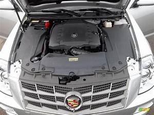 Service Manual  Removing 2011 Cadillac Sts Engine