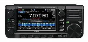 Ic-705   Mobile Amateur Radio  Ham