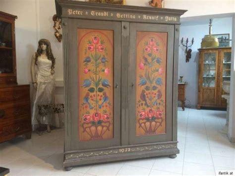 alte schränke verkaufen originaler antik bemalt bauernschrank handbemalt schrank zerlegbar 8046 bemalte m 246 bel