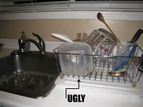 kitchen sink with drying rack interior groupie thinking sinks 8573