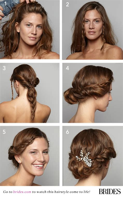 wedding hairstyles step by step hairstyle for