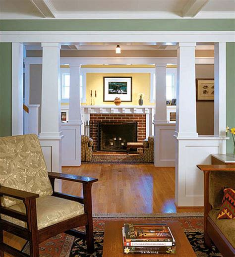 arts and crafts home interiors woodwork finishes for the craftsman home arts crafts