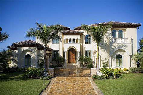 Mediterranean Style Homes Design Ideas ArchitectureIn