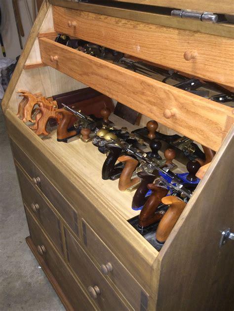 slant lid tool chest popular woodworking magazine