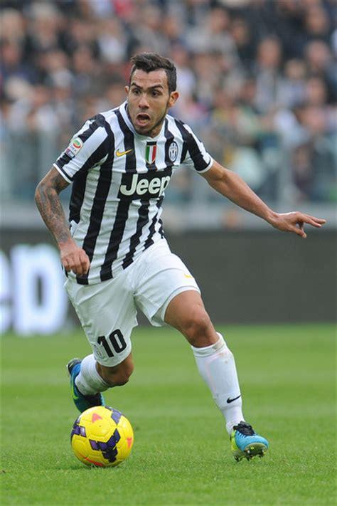 Carlos Tevez - Carlos Tevez Photos - Juventus v Genoa CFC ...