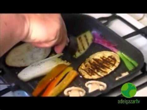 que cuisiner a la plancha verduras a la plancha recetas que te ayudan a adelgazar