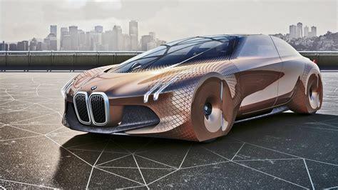 Bmw Vision Next 100 Concept Revealed