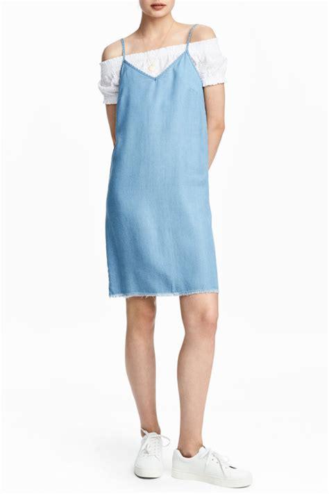 Dress Dona Denim 10 best denim dresses for 2018 jean chambray and