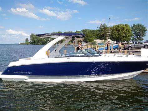 Chaparral Boats Linkedin by 2017 Used Chaparral 287 Ssx High Performance Boat For Sale
