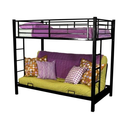 black friday futon discount walker edison futon bunk bed black