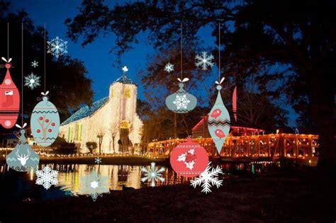 acadian village christmas lights lafayette la the 9 top towns in louisiana
