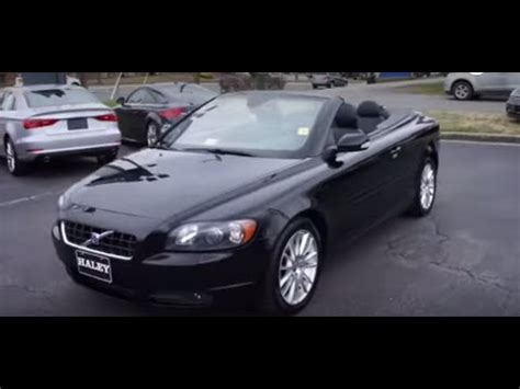 books on how cars work 2007 volvo c70 transmission control 2007 volvo c70 t5 walkaround start up tour and overview youtube