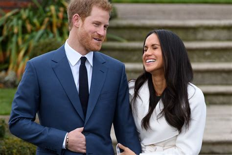 Prince Harry & Meghan Markle Engagement: From USA Network ...