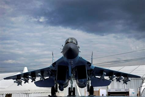 Sorry, Russia Indian Air Force Is Unlikely To Go In For The Mig35 Fighter Jet; Here's Why