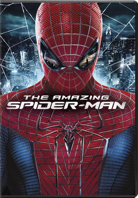 The Amazing Spiderman (2012) Home Video  Marvel Movies