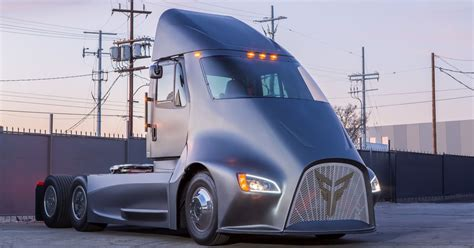 This electric truck startup thinks it can beat Tesla to ...