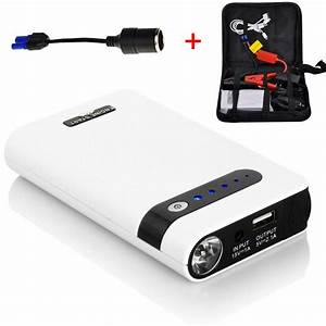 12v 10000mah Portable Car Jump Starter Pack Booster
